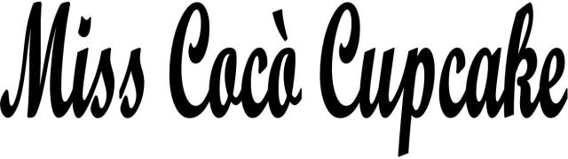 Miss Cocò Cupcake logo (2)