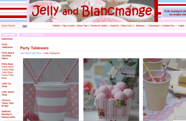 http://www.jellyandblancmange.co.uk/acatalog/Party_Tableware.html