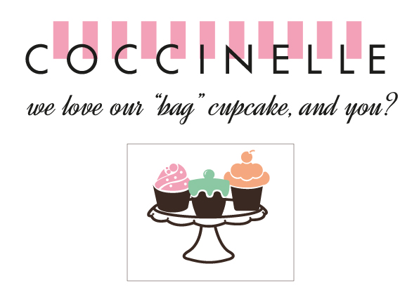 COCCINELLE Cupcake day